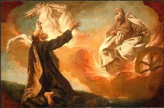 eliseo y elías, enseñanza carro de Israel, hombre de Dios