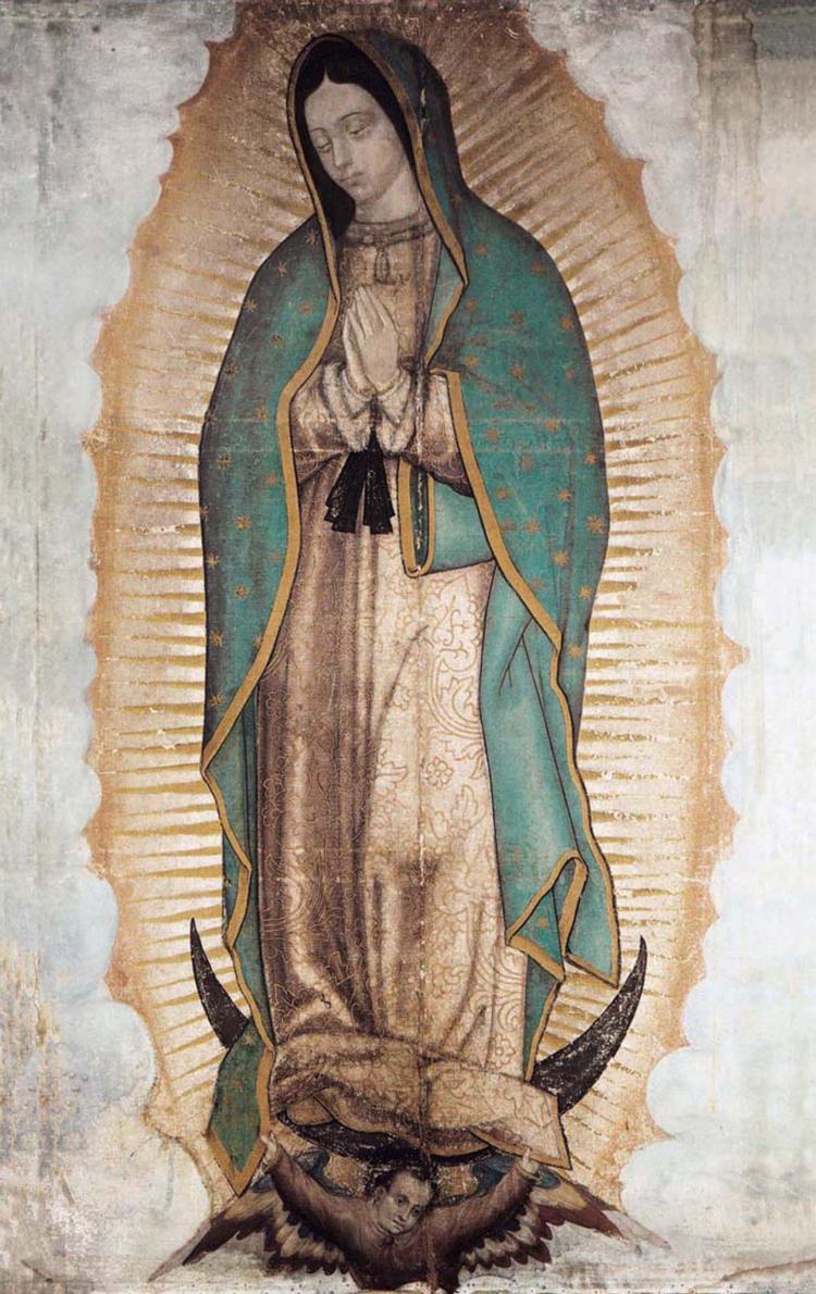 Virgen de guadalupe ecce christianus - Images of la virgen de guadalupe ...