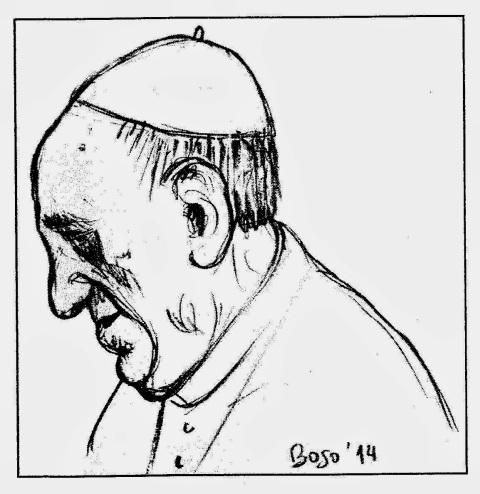 Francisco caricatura revista Cabildo