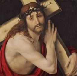 Cristo cargando con la cruz (1)