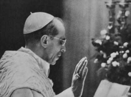 Sanctissimus Pius XII