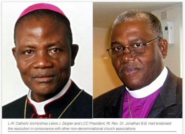 obispos liberia