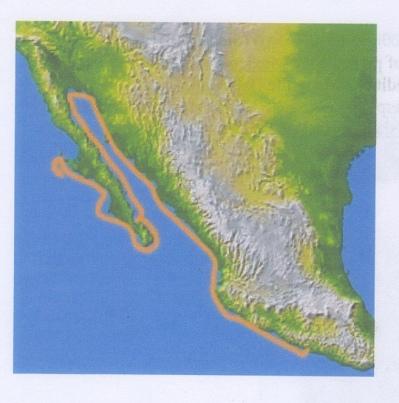 Mapa de ´Fco. de Ulloa