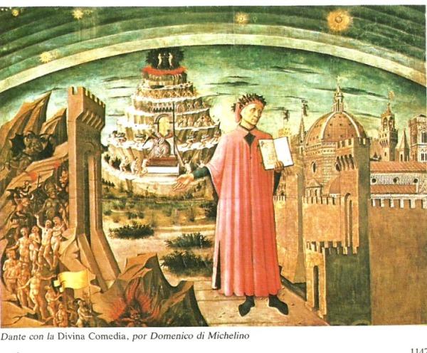 Imagen 2, La Divina Comedia