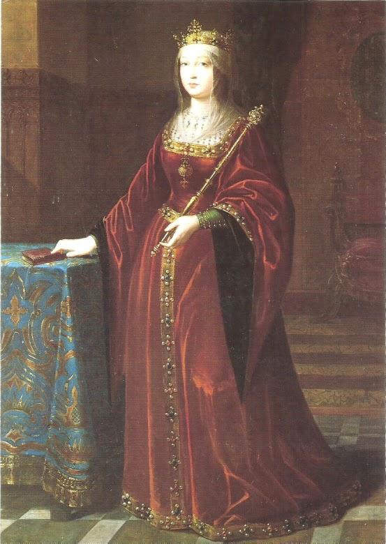 Imagen 3, Isabel de Catilla