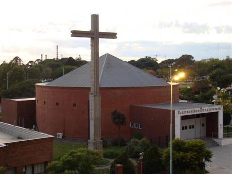 Nuestra Señora de la Esperanza - Puerto Madero, Buenos Aires