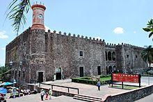 Cuernavaca_Palacio de Cortes