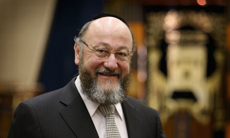 Rabbi Ephraim Mirvis Is Announced As New Chief Rabbi