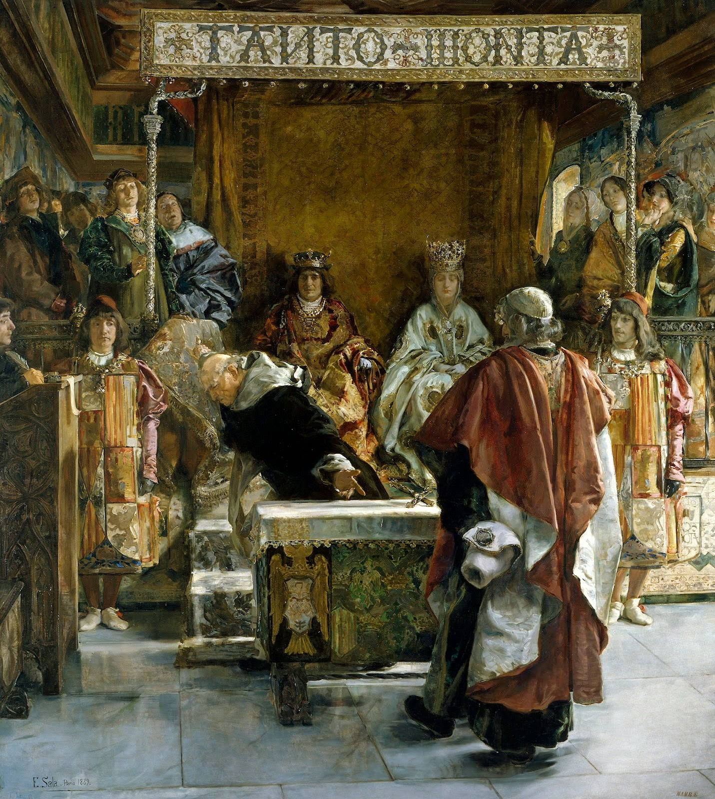 Expulsion of the Jews by the Catholic Kings
